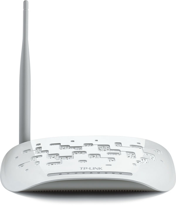 ADSL Модем TP-Link TD-W8951ND 4port Ethernet + WiFi