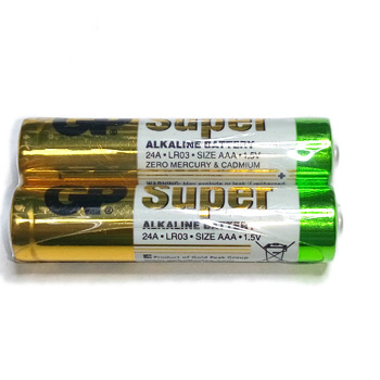 Батарейка GP AAA Super Alkaline