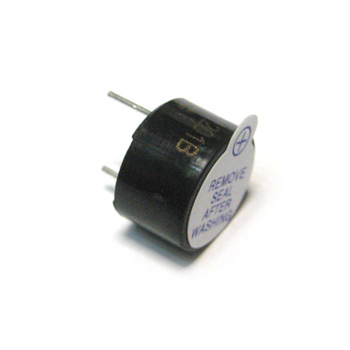 Звуковой излучатель KPX-1201B со встроенным генератором, 1.5V.