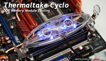 Thermaltake Cyclo RAM Cooler