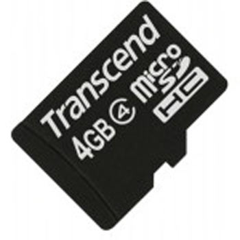 SD card 4Gb Transcend Class 4