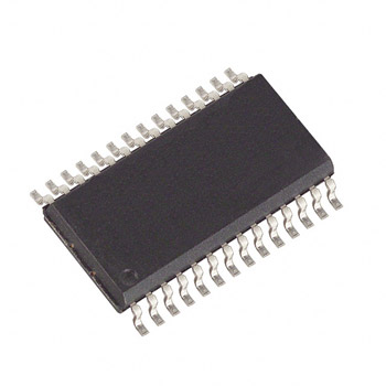 Микроконтроллер PIC16F886-I/SO Microchip SO28