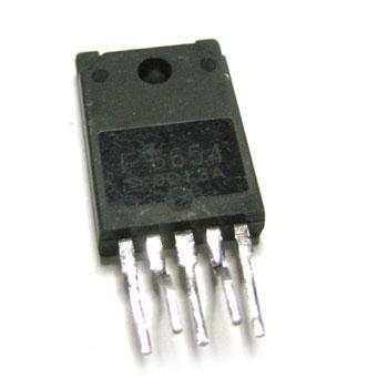 Микросхема STRF6654 TO3PF-5