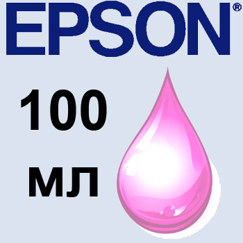 Чернила TIGER Epson Universal Light Magenta 100ml
