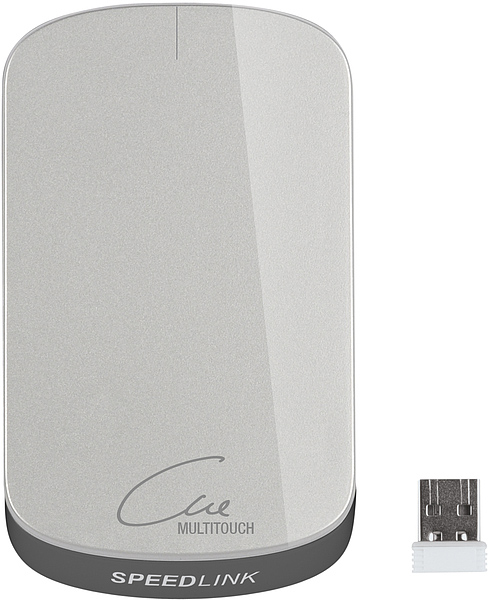 Мышь SpeedLink Cue Wireless Multitouch USB