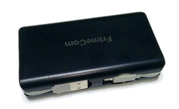 Power Bank FrimeCom 2SMI-BK 4000mAh