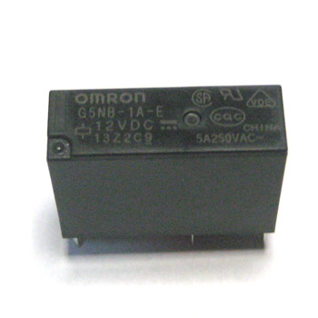 Реле G5NB-1A-E 12V 5A Omron
